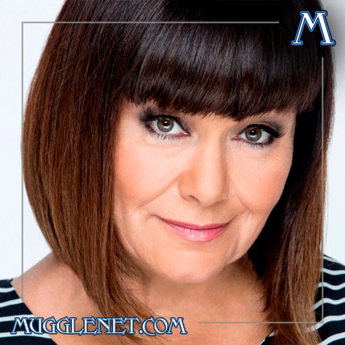 "Happy birthday to Dawn French ( who portrayed in ""Prisoner of Azkaban\""!"