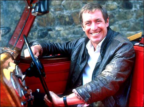 Happy 75th birthday to Bergerac and star John Nettles.
