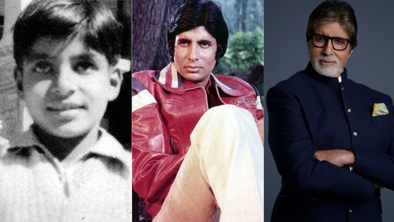 Happy Birthday to Mr.  Amitabh Bachchan. You are a great inspiration for everyone...