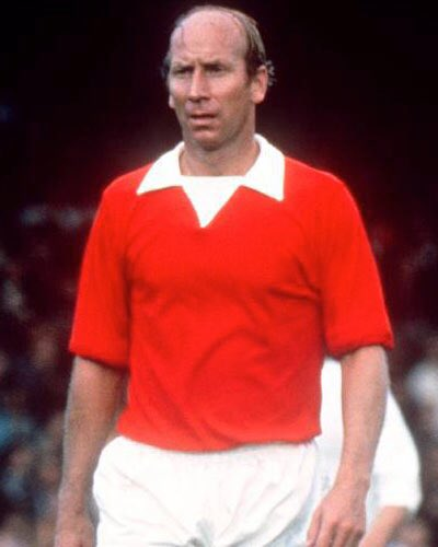 En fotballens gentleman er 81 år idag. Happy birthday, Sir Bobby Charlton.
