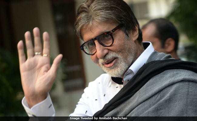 Happy Birthday Amitabh Bachchan