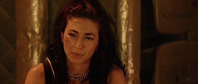 Claudia Black was born on this day 46 years ago. Happy Birthday! What\s the movie? 5 min to answer!