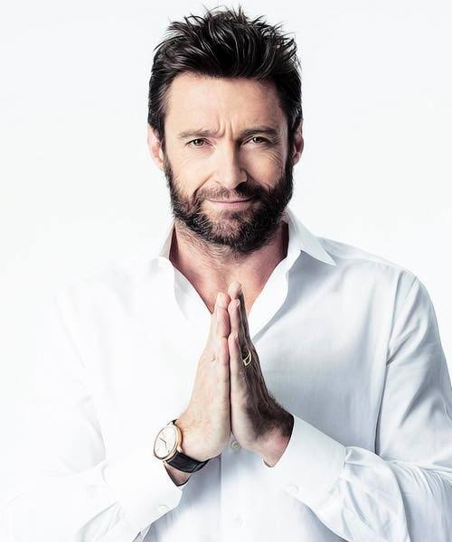 Today the great hero Hugh Jackman birthday      Happy birthday