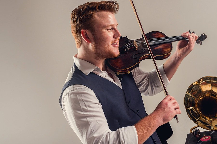 test Twitter Media - THURSDAY 25TH OCTOBER BEN HOLDER QUARTET  Doors from 6pm Session at 8pm  Tickets: £10 in advance £12 on the door  Tickets: 01234 320 022 Further Information: 01604 858 549  An evening of swinging jazz pyrotechnics from this multitalented young violinist and his great band! https://t.co/i0t8zwJ8xa