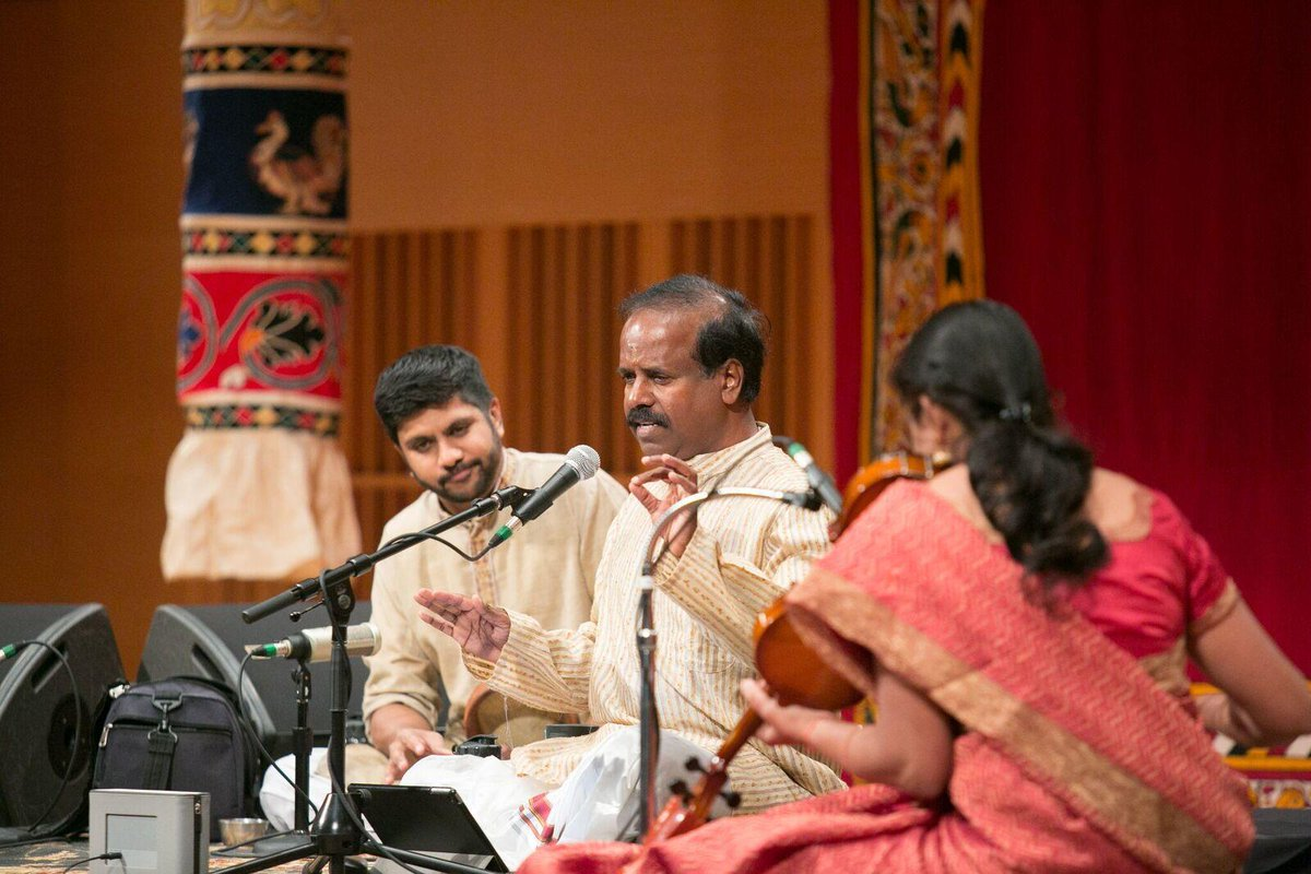 "test Twitter Media - Wesleyan's 42nd Navaratri Festival continues! Prof. B. Balasubrahmaniyan and Prof. David Nelson will be joined by violinist Embar S. Kannan for a performance of ""Vocal Music of South India"" tomorrow @ 8pm in Crowell Concert Hall! Tickets: https://t.co/MrgrHU8bZI @WesCFA https://t.co/KxmnHM2wtx"