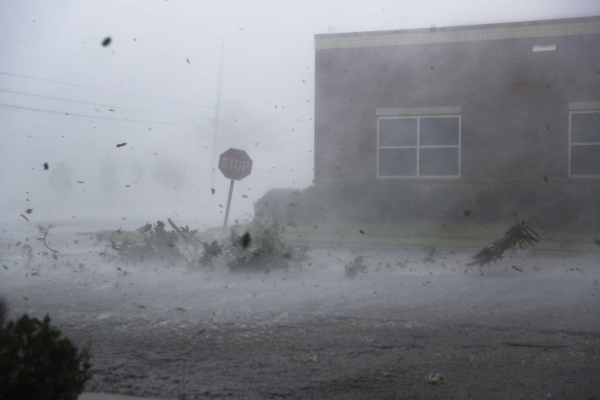 Pictures and videos show Hurricane Michael's devastation in Mexico Beach, Florida
