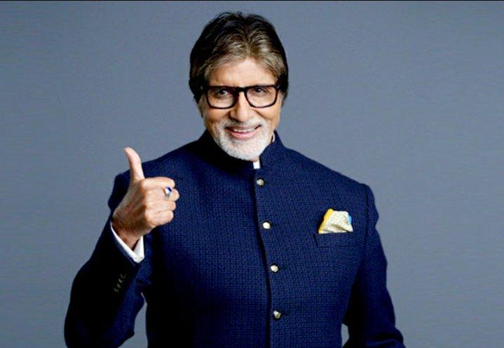 Wish you Happy Birthday Amitabh Bachchan sir