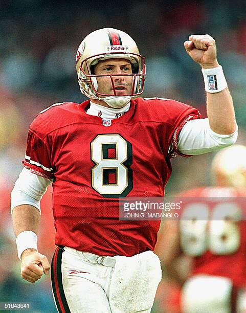 Happy Birthday to Steve Young! These jerseys were absolute beauts