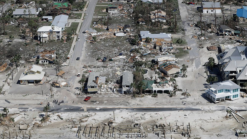 """The damage from Hurricane Michael is """"way worse"""" than expected, officials say"""