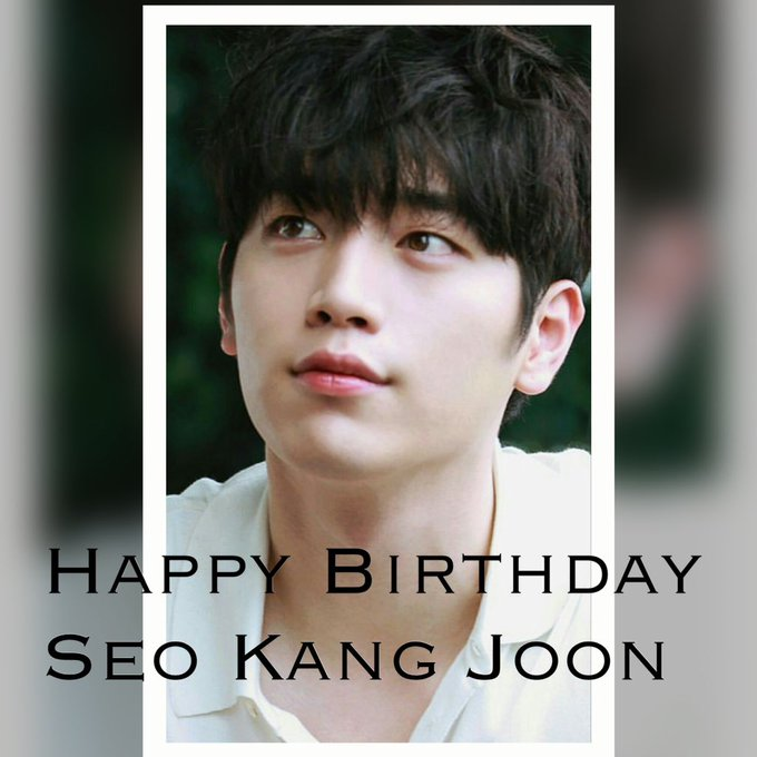 Happy Birthday my dear . All the best for you oppa.