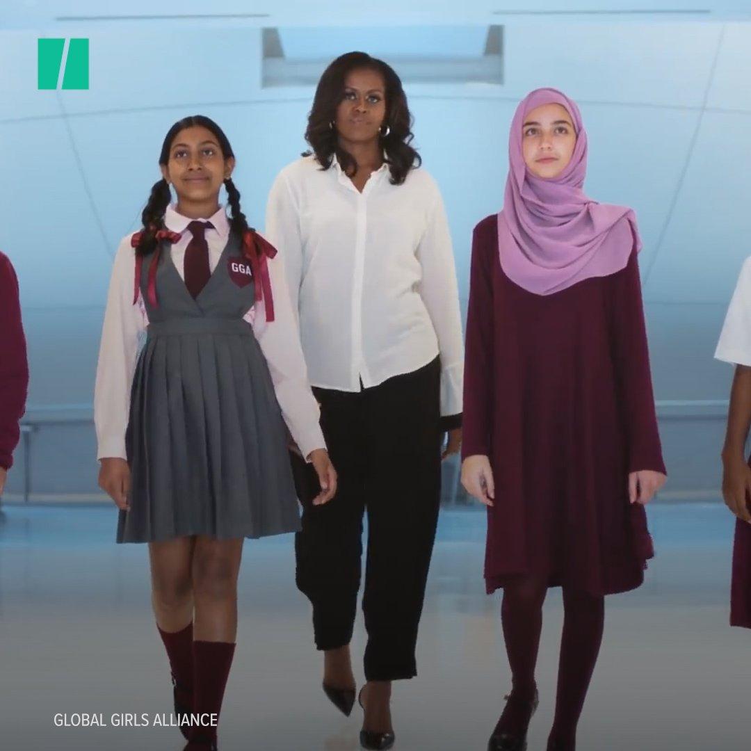 On International Day of The Girl, Michelle Obama announced her new Global Girls Alliance. https://t.co/PJgDz9j4sk
