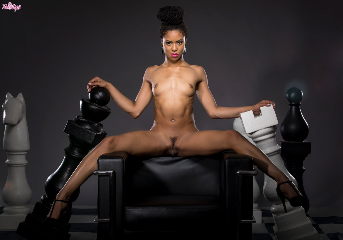 """3 pic. Our sexy Treat Of The Month in """"Geometric Masturbation"""" #TOTM #Twistys /"""