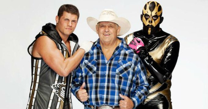 HAPPY BIRTHDAY TO THE LEGENDARY WWE HALL OF FAME DUSTY RHODES!!