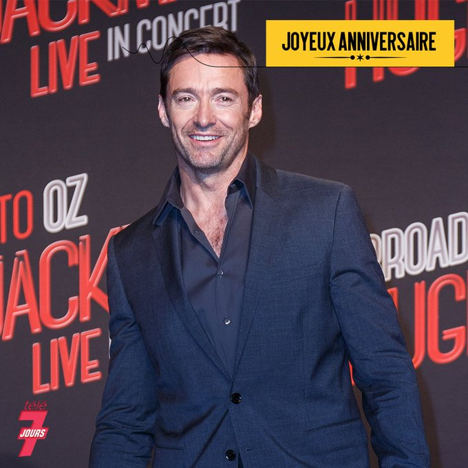 Happy birthday Hugh Jackman ! 49 ans pour la star de X-Men !