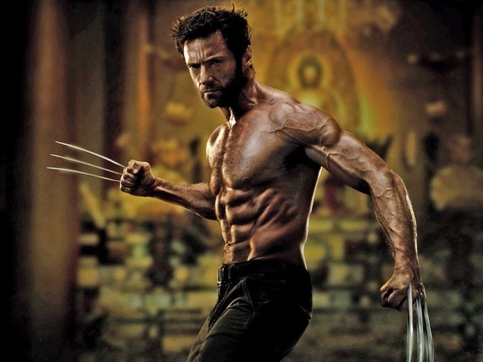 Happy 50th birthday to Hugh Jackman