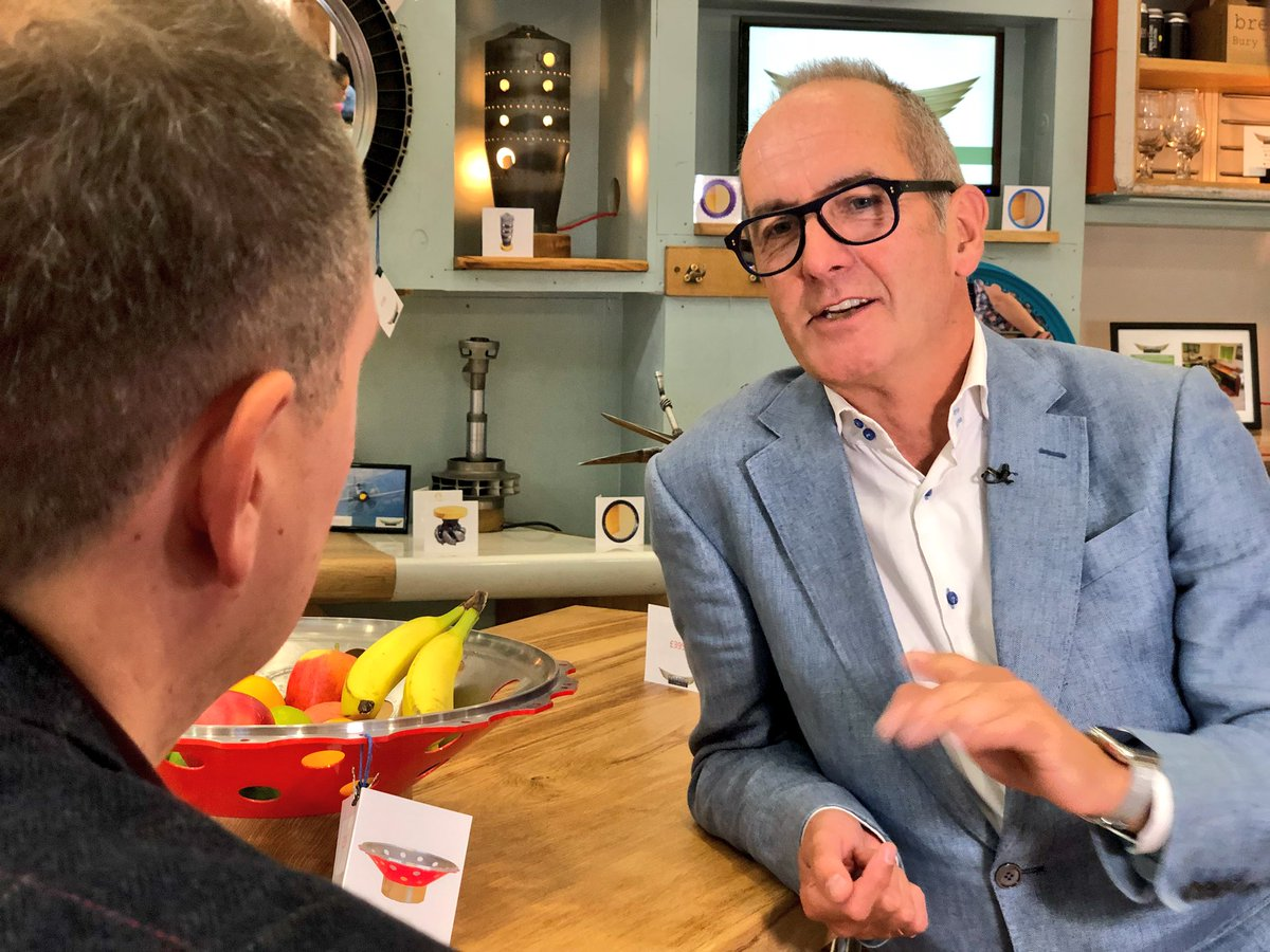 test Twitter Media - We had a good day at the @GrandDesigns show at #Birmingham with @mattpriceITV for #ITVRegions https://t.co/wm8wKTRvtI
