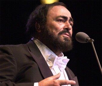 Happy Birthday Luciano Pavarotti (* 12. Oktober 1935 in Modena; 6. September 2007)!