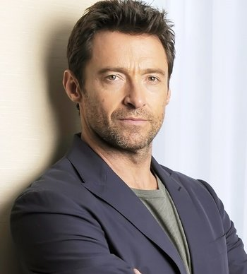 Happy 50th Birthday Hugh Jackman.