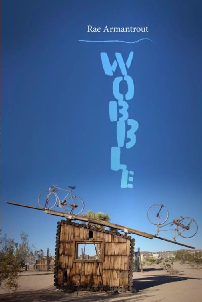 test Twitter Media - Congrats to Rae Armantrout (@ArmantroutRae) whose poetry collection, Wobble, published by @weslpress, was shortlisted for the 2018 @nationalbook Award in poetry! https://t.co/o1Pjc8Usp3 #WesPress #NBAwards https://t.co/c2jcf92hNZ