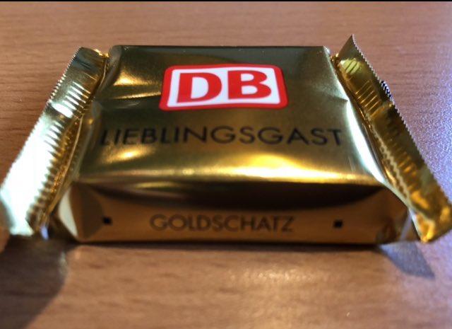 test Twitter Media - Ich freue mich über co-branding mit Ritter Sport @DB_Bahn 🤓 - der Nachbar scherzt und meint das sei die Preiserhöhung 🤣 https://t.co/ORohc0oOX1