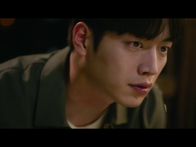 And before today ends,  Happy Birthday Seo Kang Joon   Ang galing umiyak ni Young Joon