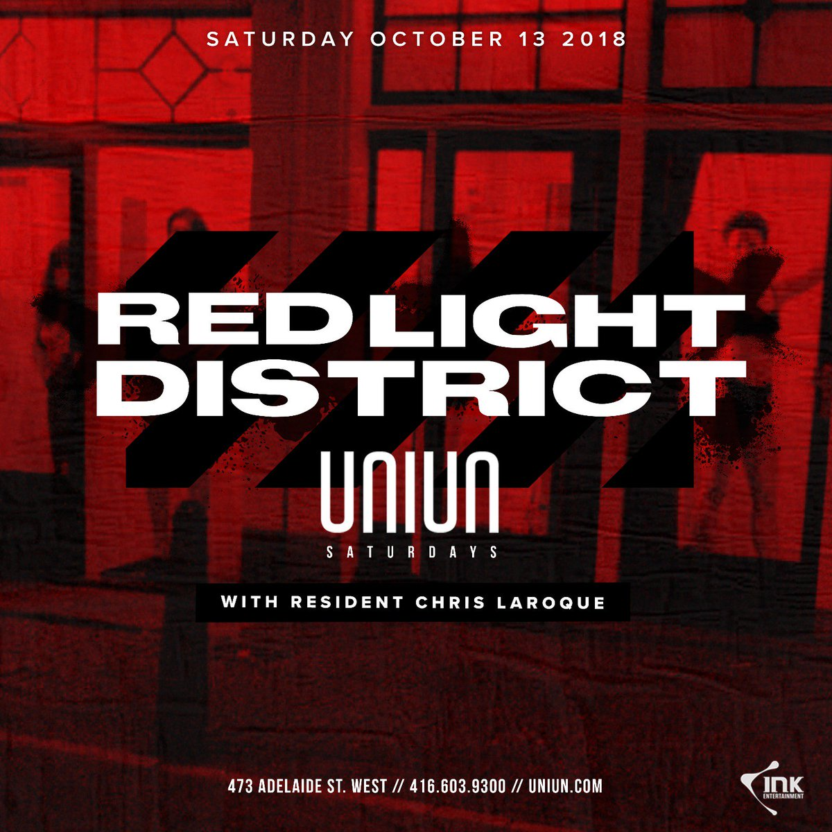 test Twitter Media - The red lights glowing off King West will lead you to the party tonight! Ladies free before 11:30pm on the guest list!  GUESTLIST → https://t.co/UpVhHUSCPl BOTTLESERVICE → https://t.co/eIzlRFv7wi https://t.co/LpYpNCnfa7