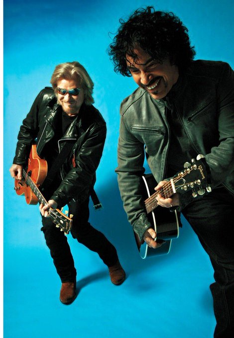 Wishing a very happy belated birthday to Daryl Hall of Hall and Oates!
