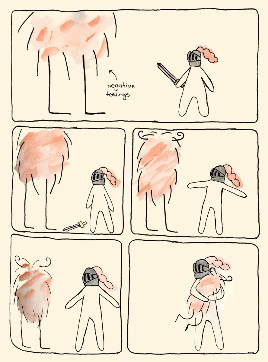 How to deal w/ negative feelings: https://t.co/KI7MZpyhfS https://t.co/WVwSOvWWlu