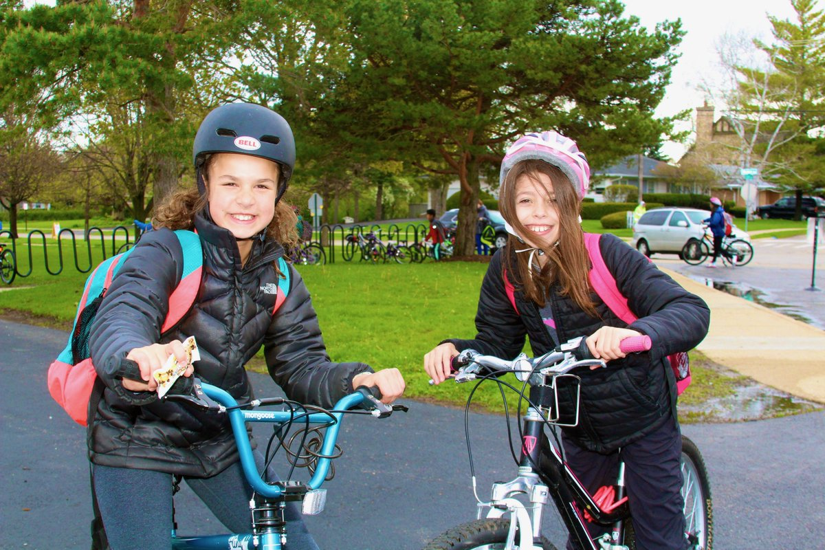 test Twitter Media - Northbrook's bicycle helmet ordinance requires children under the age of 16 to wear an industry compliant helmet; when riding a bicycle, being carried on a bicycle, or transported by a bicycle trailer; on streets, sidewalks, or public paths in the Village. #d30learns https://t.co/ceLTll8CjH