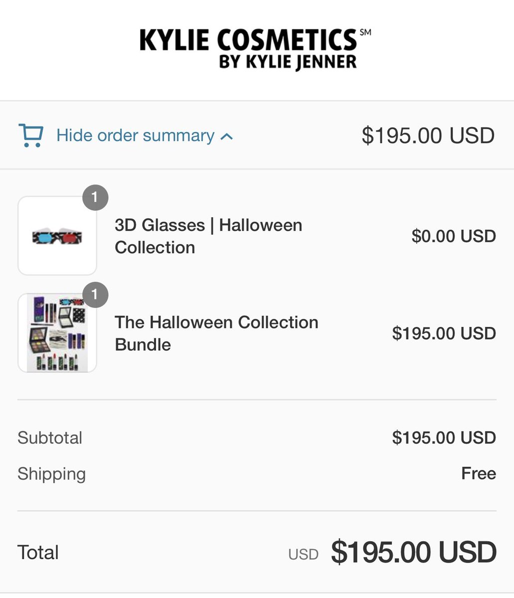 RT @heyyitsslivv: never been so excited to receive makeup???? @KylieJenner @kyliecosmetics https://t.co/1tdFKqrxMY