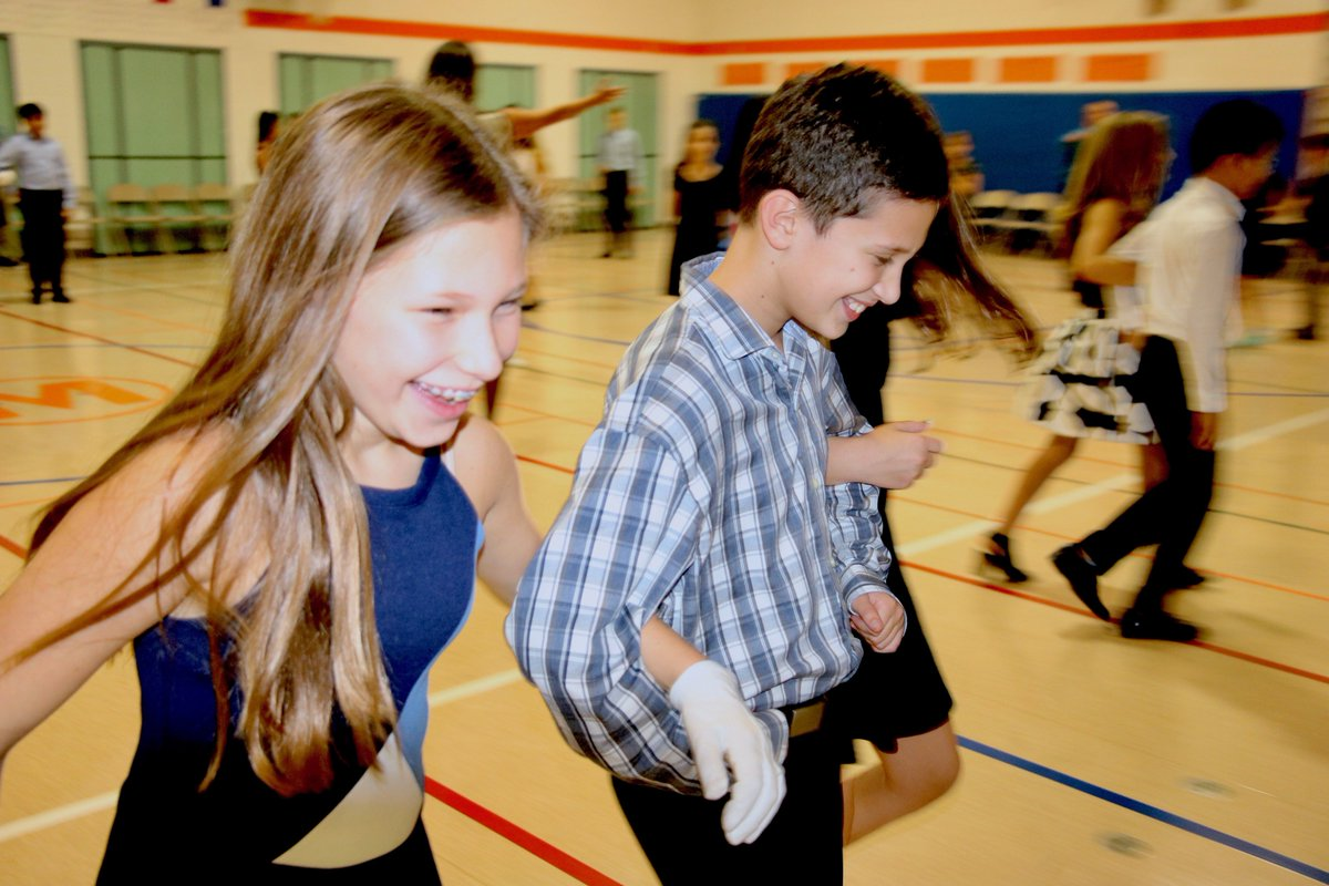 test Twitter Media - Maple sixth graders' feet are dancing to the beat weekly, as they continue to learn all about classic and modern dance moves in Vera Schmidt's Dance Class! #d30learns https://t.co/JeWIrzLUJV