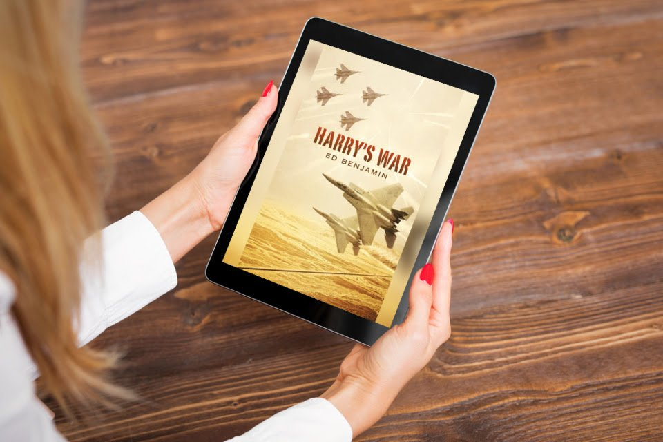 """via colbenjamin  """"I haven't read a war fiction book in good while, so I am glad I got to read Harry's War. WOW!""""  #Kobo  …"""