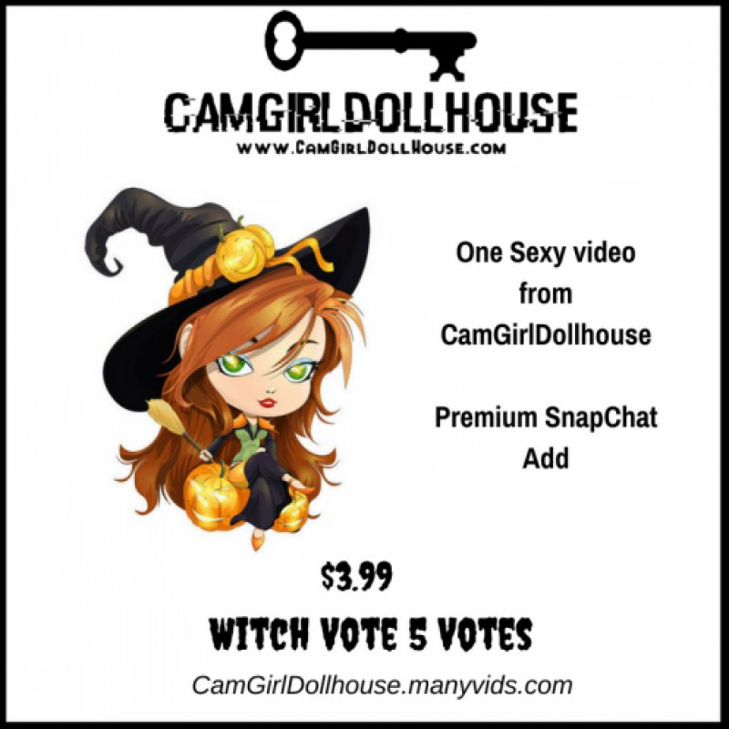 How cool! Just sold Kinseyy 5 Dolloween Votes! You can get yours here QQJobMQbhP #MVSales