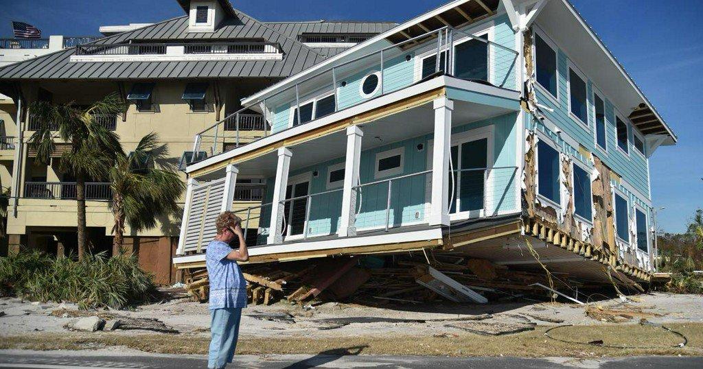 """It was life or death"": Mexico Beach residents describe facing Hurricane Michael"