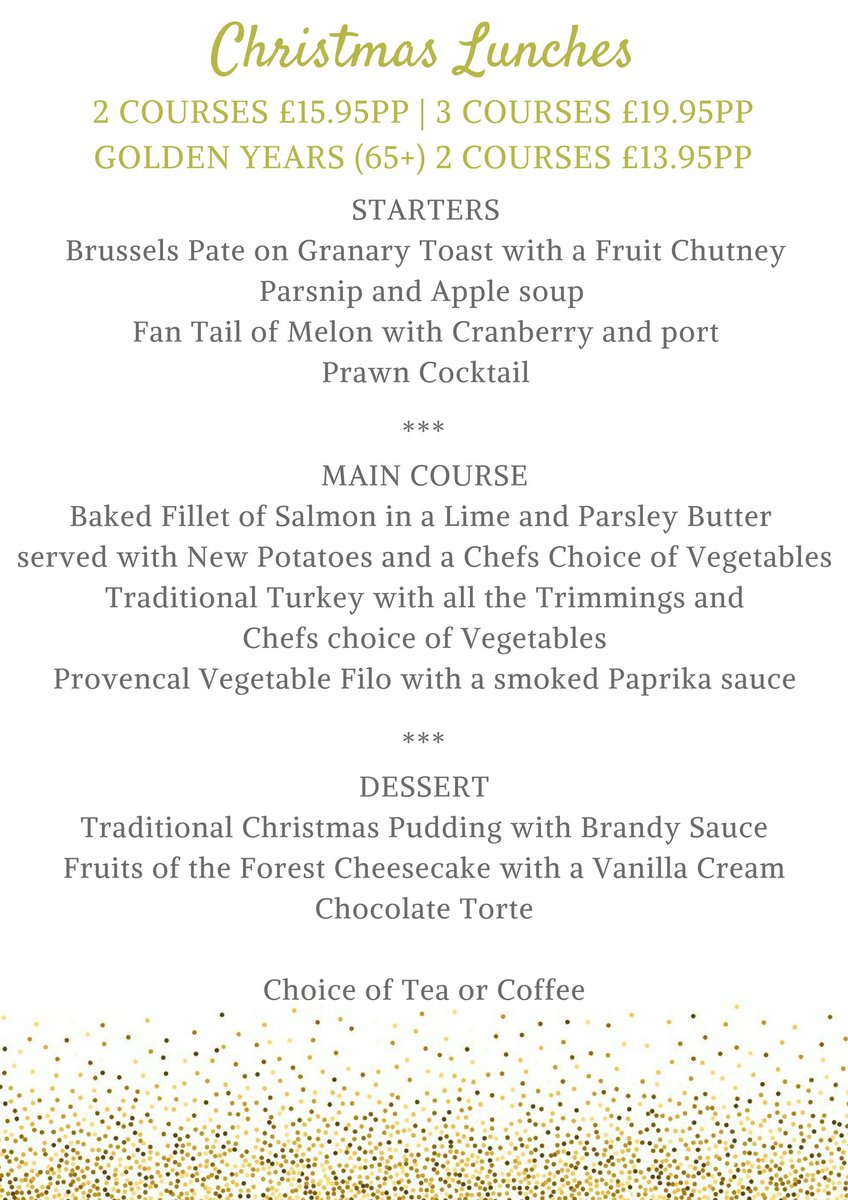 test Twitter Media - ⭐ Merry up and have your best Christmas ever at Cottrell Park⭐  Our Christmas Lunches are guaranteed to get you in the Festive spirit right in time for Christmas.  T's & C's Apply (not available Christmas Day)  To make a Booking; T: 01446 781781 Opt2 E: sales@cottrellpark.com https://t.co/1syuQrkMu0