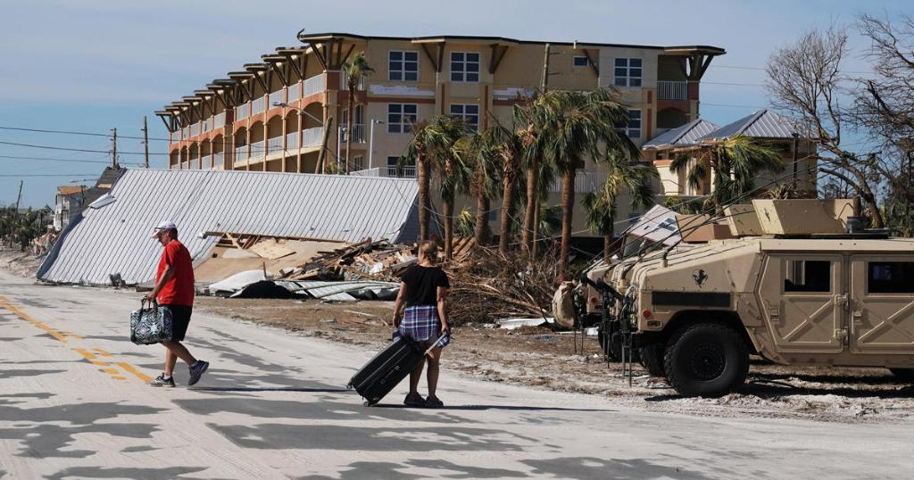 IRS says victims of Hurricane Michael will get a grace period for filing some tax returns