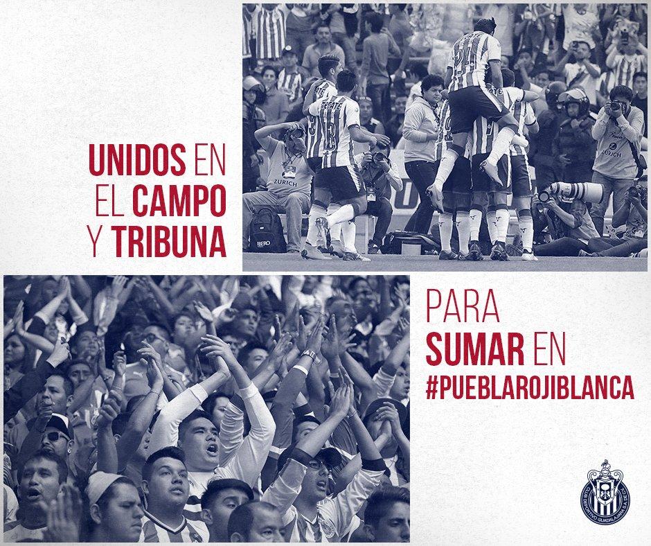 RT @Chivas: 🤜💥🤛 Unidos lograremos nuestro objetivos. 🇦🇹 ¡Vamos, Rebaño! 🇦🇹  No es amor, #EsChivas https://t.co/PgDXqOyYAS