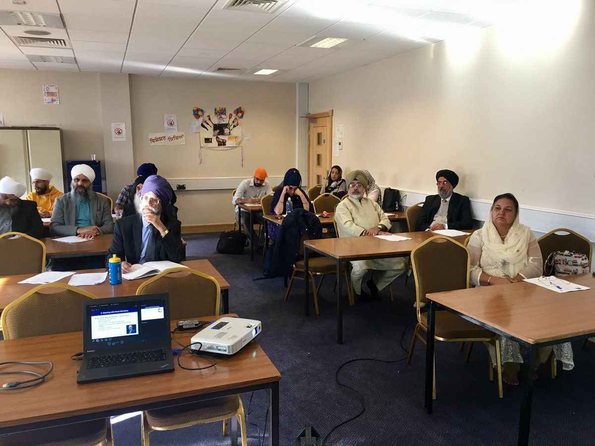 test Twitter Media - Very productive first Quarterly Sikh Roundtable hosted by @TheSikhNet @AppgBritSikhs @SikhFedUK, great to have such diverse representation, we all found the session very insightful & constructive in developing consensus on the community response to the major uk challenges. https://t.co/n23qwTaJbV