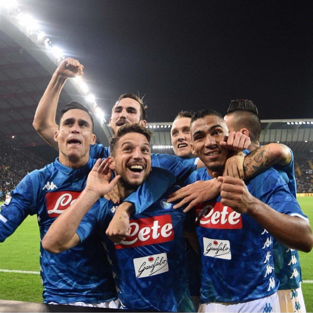 #UdineseNapoli