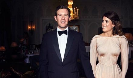 Princess Eugenie had a SECOND evening wedding dress! Find out all the details...