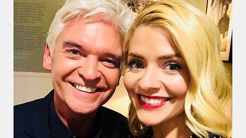 Holly Willoughby's This Morning replacement has been