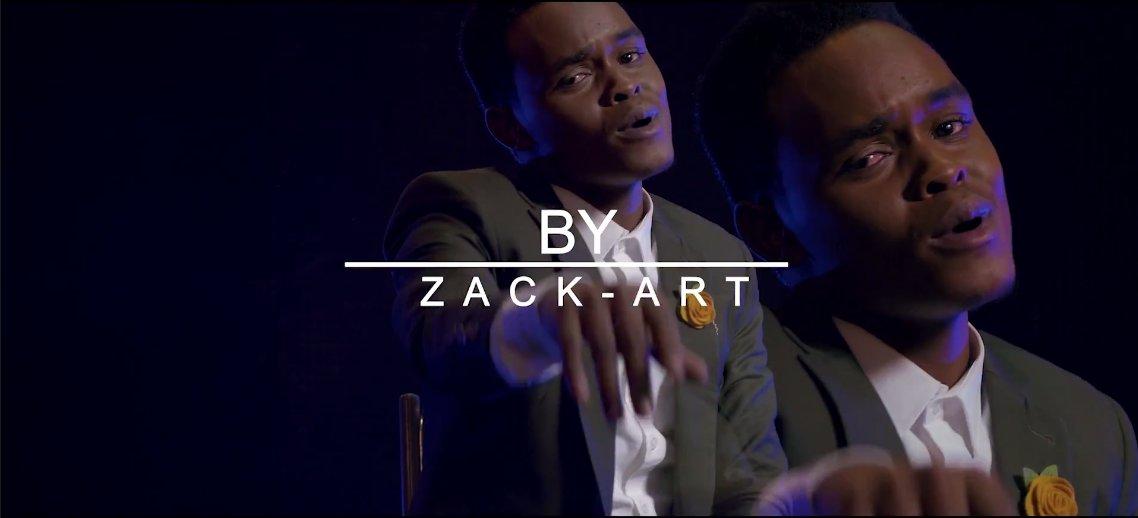Attractive Now Performing: Zack Art   Kuche #Bambika