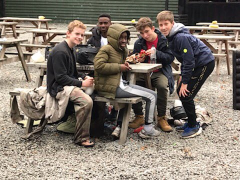 RT @HAECBoarding: Paintballing trip today #ILoveBoarding https://t.co/dQY1aZRloQ