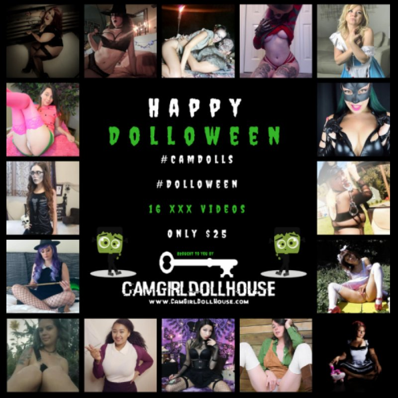 CamGirlDollhouses Dolloween Video Bundle by 3vrRpWHYpa Find it on #ManyVids