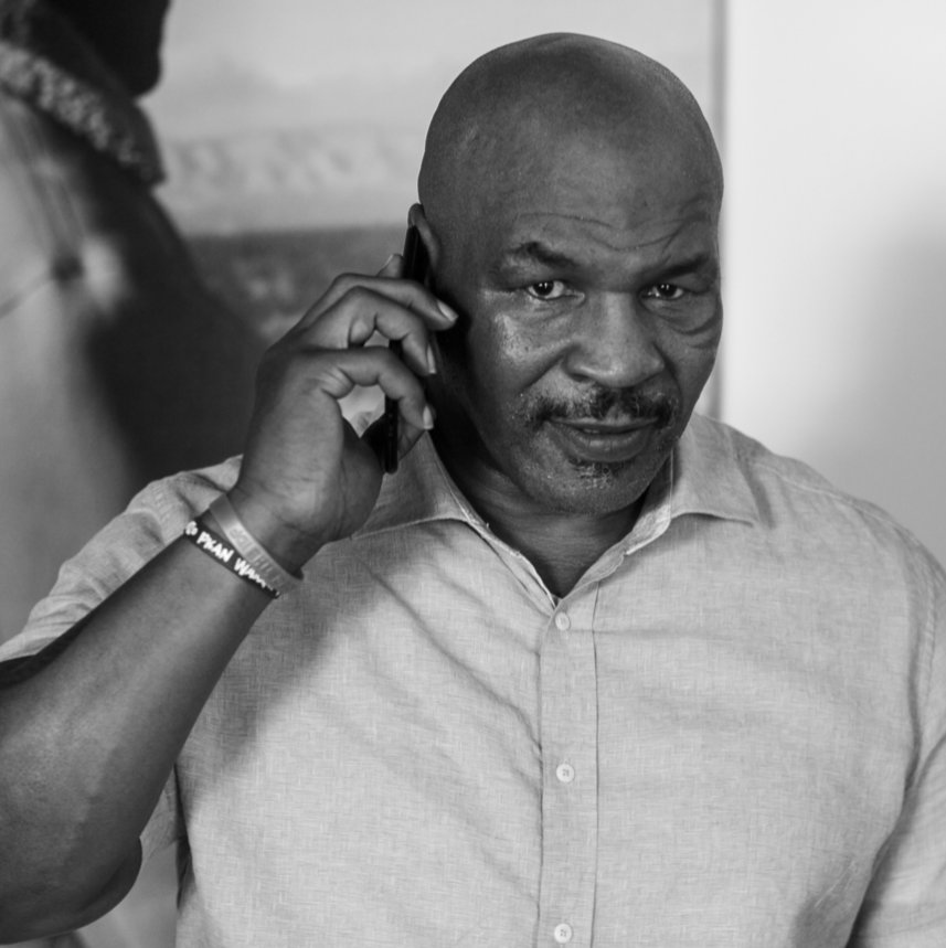 When opportunity calls - you answer. #miketyson #tysonranch #coppergel https://t.co/RdgSn05EiP