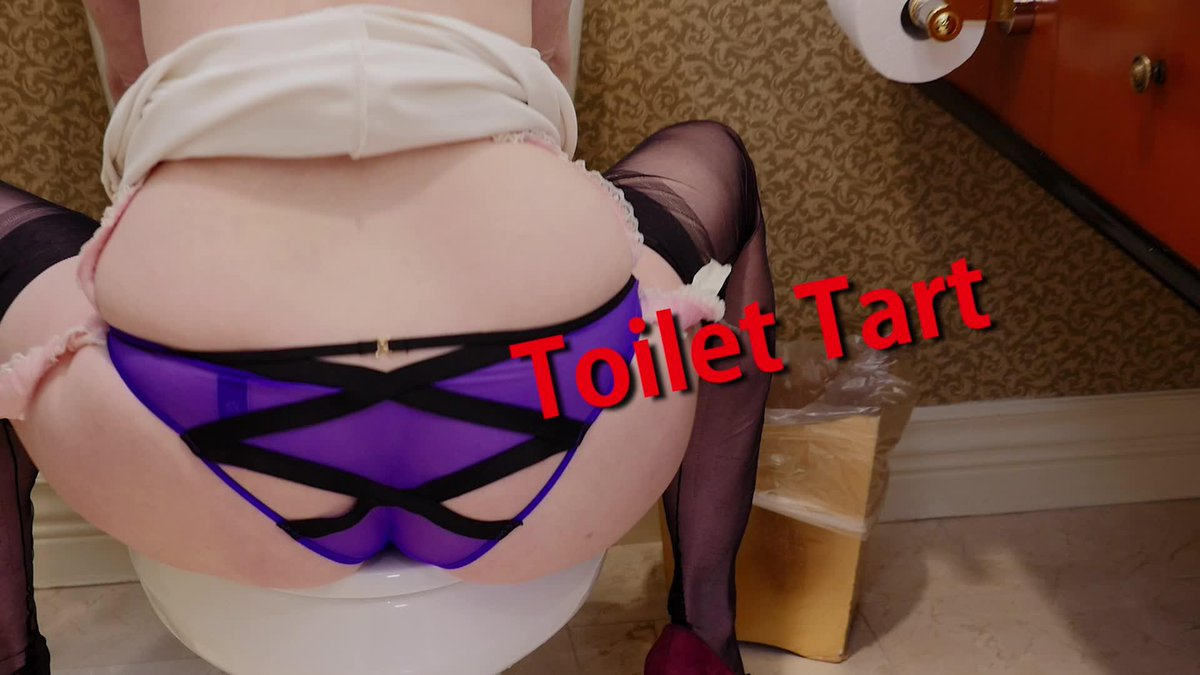 Update: Toilet Tart.....Fisting and Panty Lines - D1vJJciFHA 5vFwOxXn9k