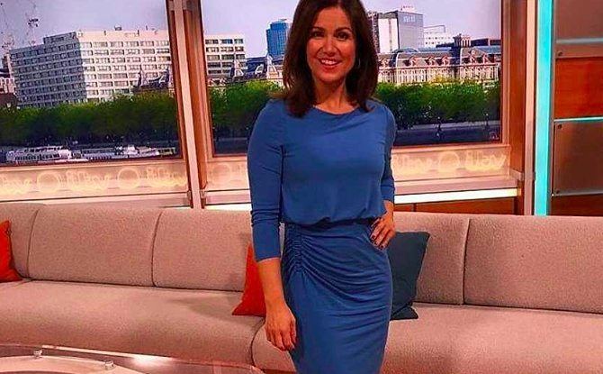 Susanna Reid's outfits from Good Morning Britain - and where to buy it cheaper