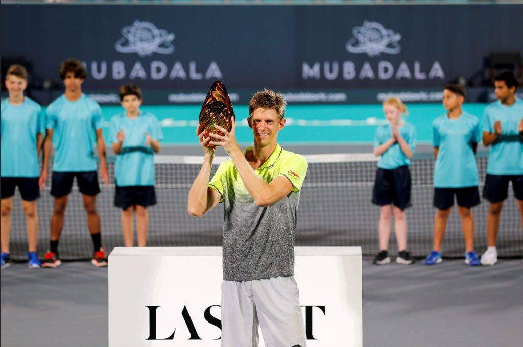Kevin Anderson joins Novak Djokovic and Venus Williams in the @MubadalaTennis line-up this December in Abu Dhabi https://t.co/uVeDYfp79y