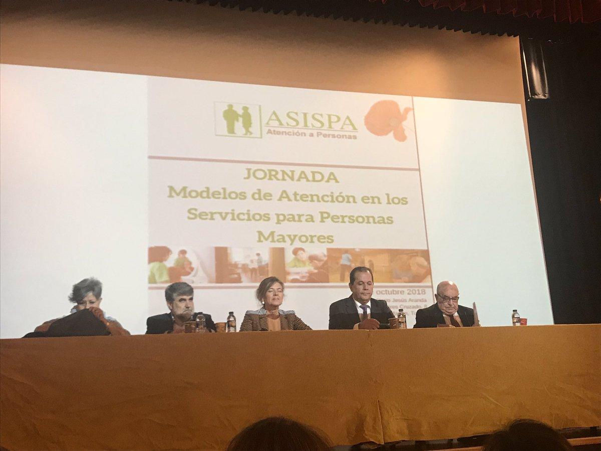 test Twitter Media - Acompañando a los amigos de #ASISPA en la Jornada sobre Modelos de Atención a las Personas Mayores, en #Magán #Toledo https://t.co/3dAb6HhadF