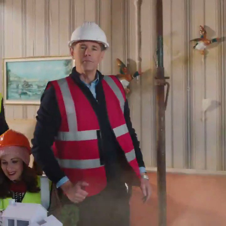 Dermot knows a thing or two about home transformations and with Vodafone Gigabit Broadband we do too https://t.co/LNDFfoAsJN